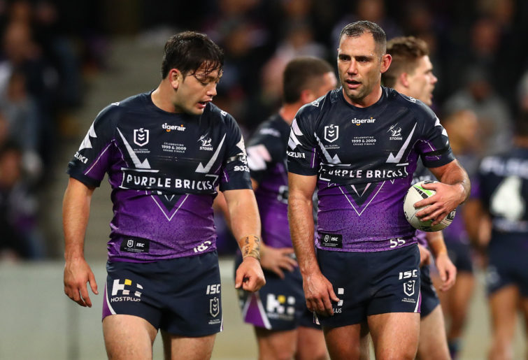 Cameron Smith and Brendon Smith.