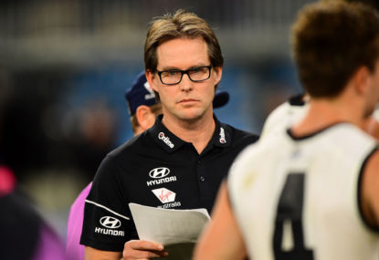 Carlton have grown up by appointing Teague
