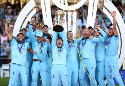 Was the English World Cup win the best thing for Australian cricket?