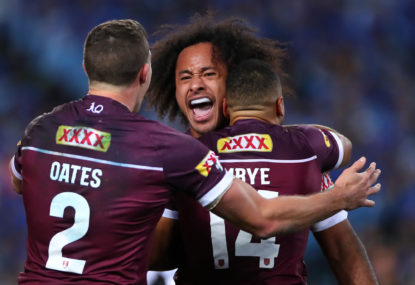 2020 State of Origin Game 1 preview