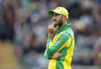 Glenn Maxwell's Test career cruelled by World Cup flop