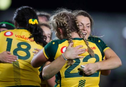 How women's rugby can help Australia return to the top of the global game