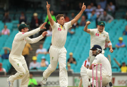The day James Pattinson became a star