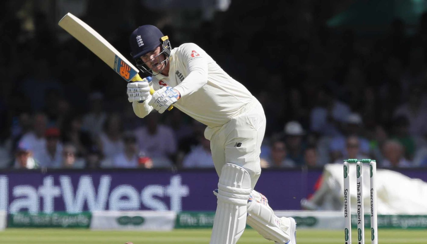 Burns, Denly and Roy: Meet England's new top order
