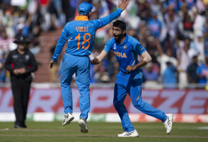 Rain forces New Zealand vs India World Cup semi to be carried over