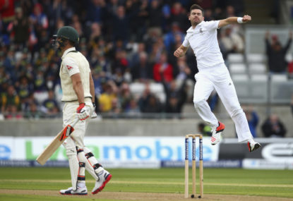 The Ashes Test that sent Anderson to another level