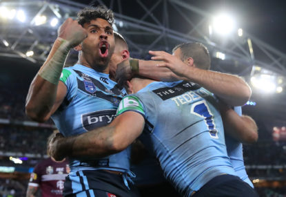 State of Origin scores: NSW vs QLD Game 3 live scores, blog