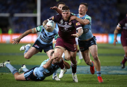 Queensland Maroons player ratings: Origin 3