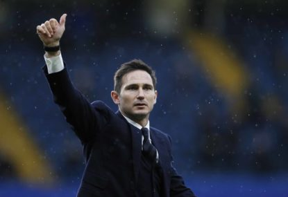Lampard comes up with another Stamford Bridge masterclass