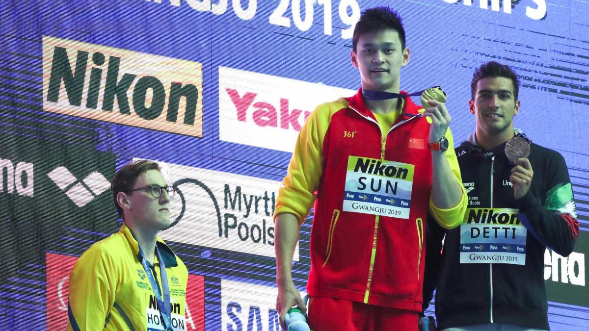Australian swimming legend Dawn Fraser slams Sun Yang