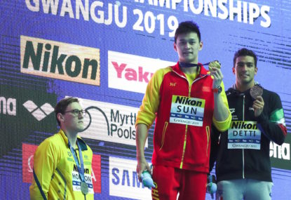 Mack Horton's stance is about much more than a problem with Sun Yang