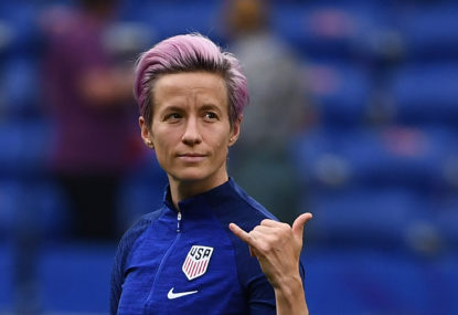 When you play like the USA, you can say whatever you want