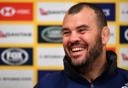 Cheika's 'revolution' to be tested against Fiji