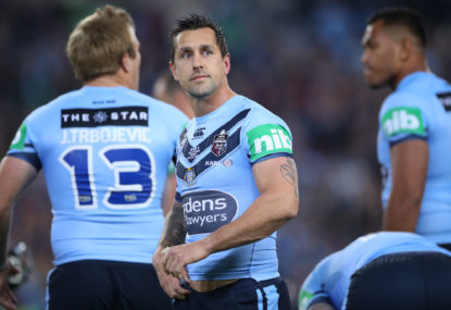 How do you rate Mitchell Pearce's Origin 3 performance?