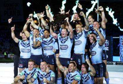 The Blues now have a winning formula that can help them create a State of Origin dynasty