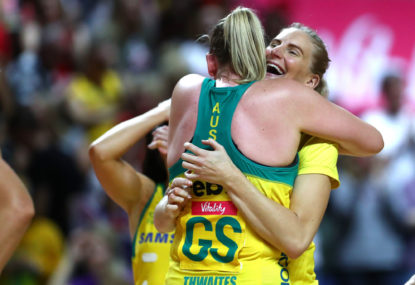 Netball World Cup Final Australia vs New Zealand live stream and TV guide