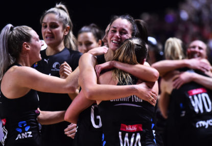 Kiwis conquer Diamonds in Netball World Cup thriller