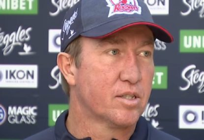 'Get some facts': Trent Robinson fires up over Angus Crichton questions
