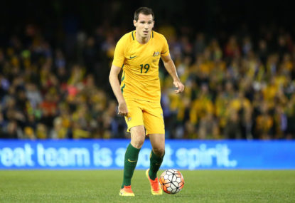 Cashed-up Sydney FC sign Ryan McGowan