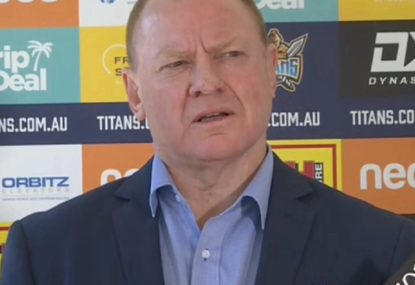 'Thought we'd be a top eight side': Titans chairman on Brennan's departure