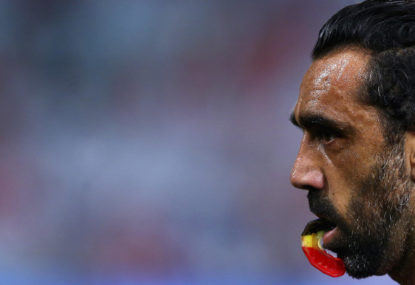 No excuse to boo Goodes