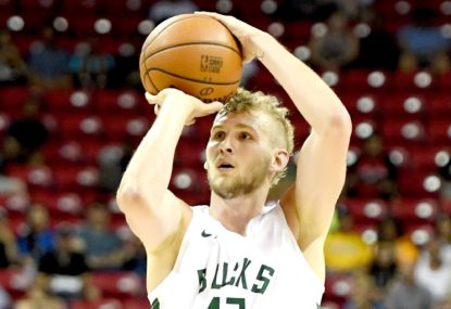 Jock Landale leads Aussie hopefuls at the NBA Summer League
