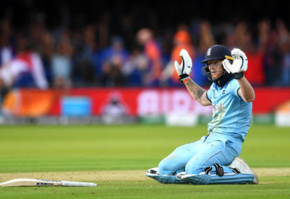 Ben Stokes nominated for Kiwi of the Year