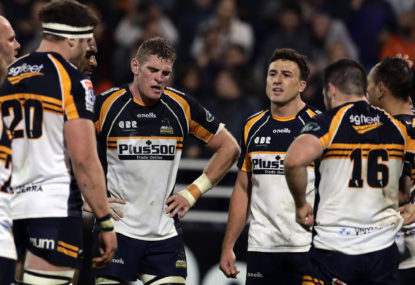 Why things fell apart for the Brumbies in Buenos Aires