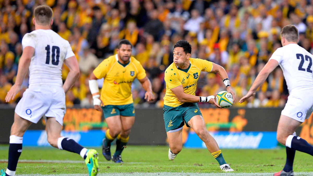 Lealiifano sheds light on 'erratic' World Cup selections