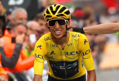 Don't pile too much pressure on Egan Bernal and the new generation