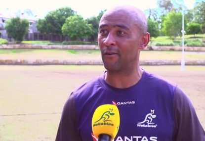 Wallabies legend George Gregan names two Aussie scrumhalves to keep an eye on