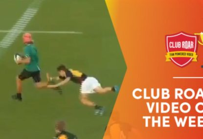 CLUB ROAR VIDEO OF THE WEEK:  Ponga 2.0 wins GF with mind-blowing TRY OF THE YEAR contender