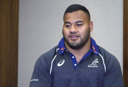 Taniela Tupou opens up on being robbed in South Africa