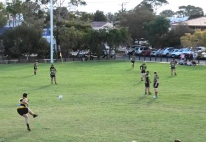 Big Boppa's hilarious penalty attempt is classic case of