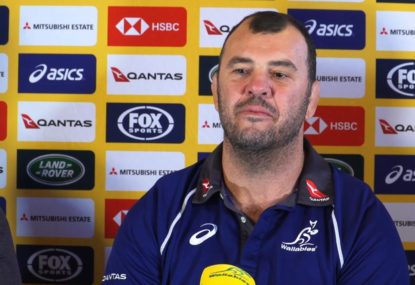 Cheika gushes over Banks as Wallabies look to life after Folau