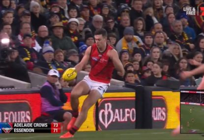 Conor McKenna pulls off another Gaelic football move as Bombers stun Crows