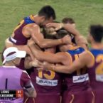 Controversial free kick headlines Lions' epic win over North
