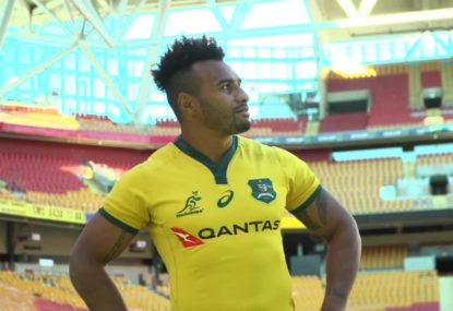 Will Genia admits it's a crucial time for the Wallabies ahead of Argentina clash