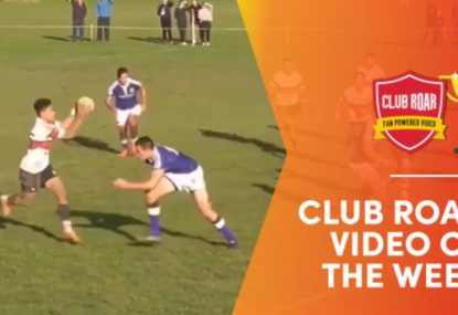 CLUB ROAR VIDEO OF THE WEEK: Raging Bull pulls off a HIT OF THE YEAR contender