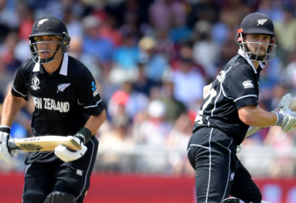 Is Ross Taylor's T20I career finished?