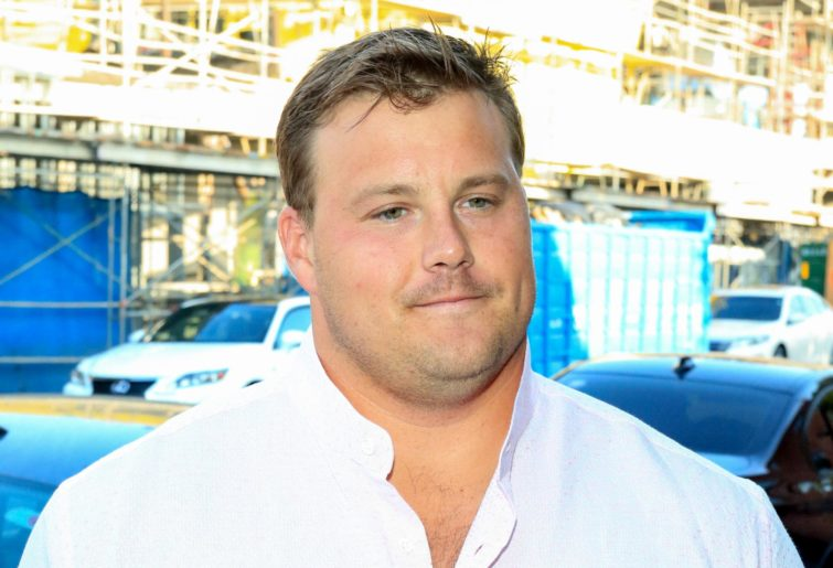 Richie Incognito in civilian attire