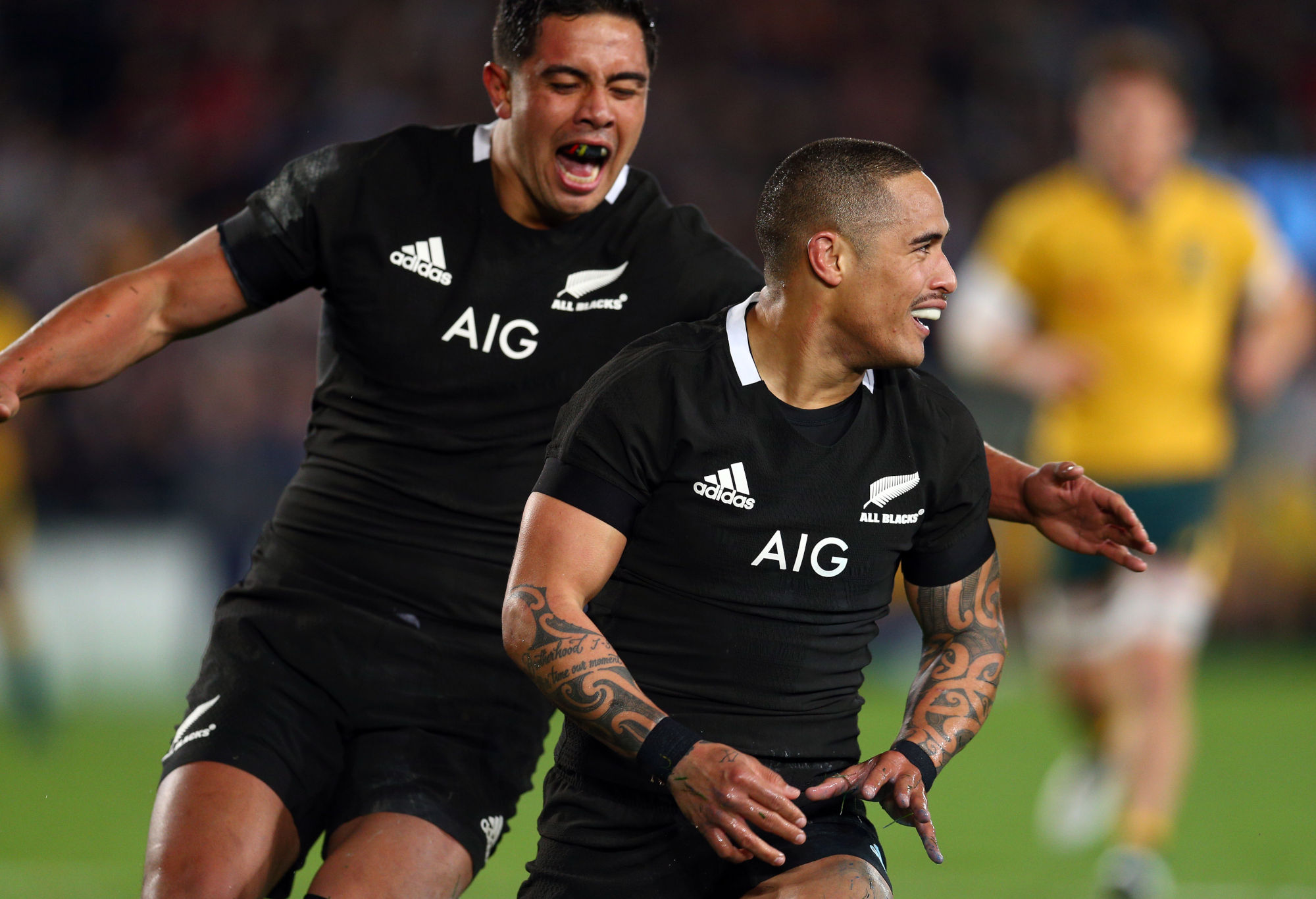 Best XV of the RWC pool rounds
