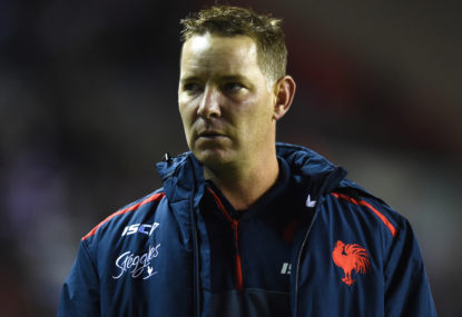 Adam O'Brien confirmed as Knights new coach from 2020