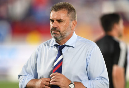 Ange Postecoglou's success won't open doors, but it should inspire change