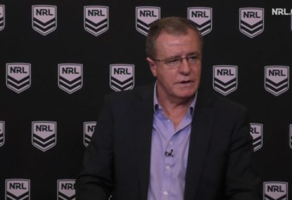 NRL respond to whether Roberts, Brown should have been sent off