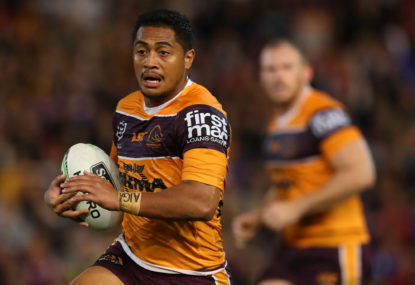 The Brisbane Broncos' potential $2.7 million war chest