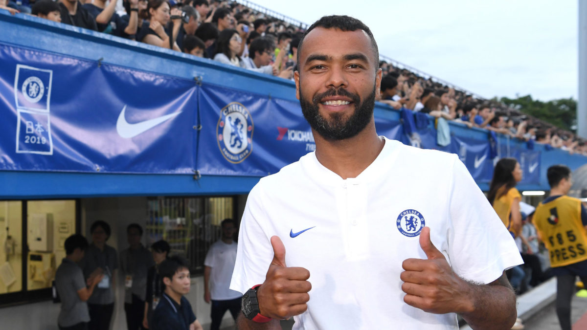 Ashley Cole calls time on his career