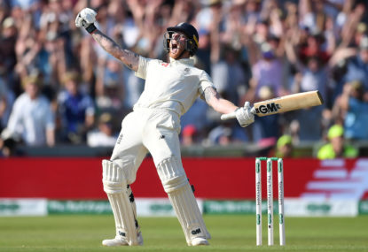 Smith sizzles in the summer of Stokes