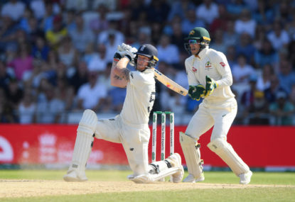 England third Ashes Test player ratings: Ben Stokes saves the series as openers fail again