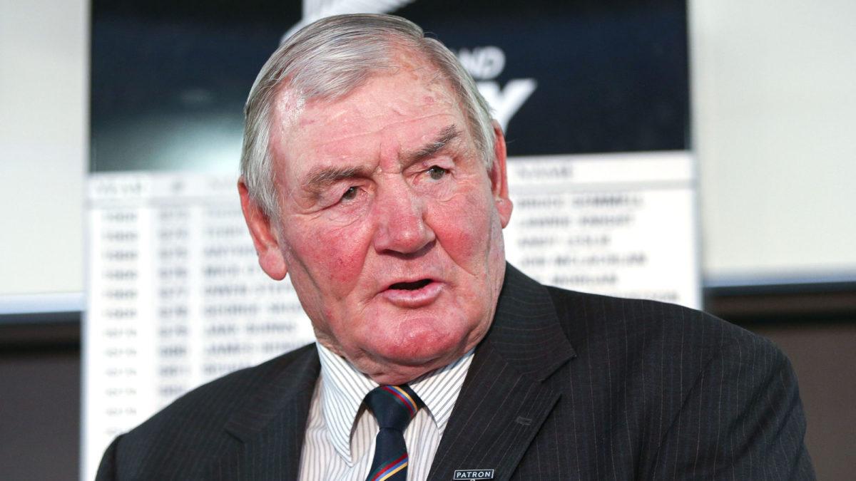 New Zealand rugby legend Lochore dies